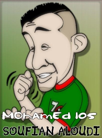 Soufiane Alloudi by mohamed105